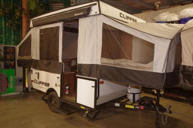 2018 FOREST RIVER CLIPPER 806 LS
