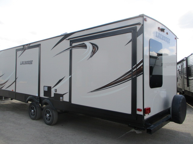 2019 FOREST RIVER LACROSSE 3380 IB