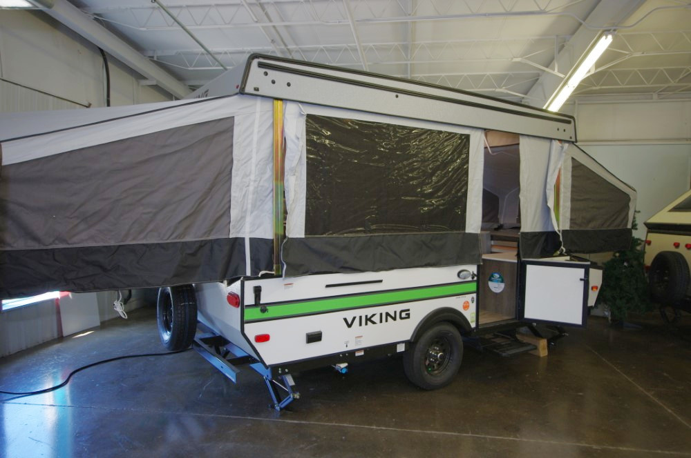 2020 FOREST RIVER VIKING 2308 LS