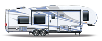 Alberta's RV RV Fifth Wheels